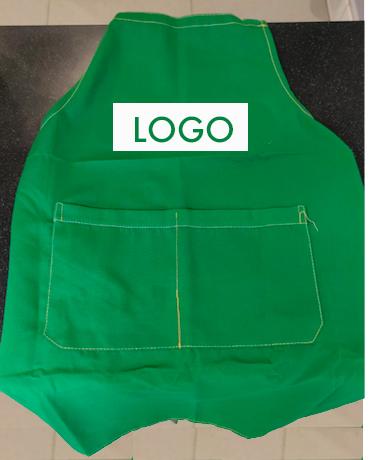 訂圍裙 印logo